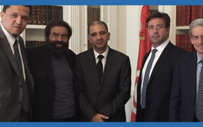 Les juifs de France solidaires avec la Tunisie