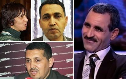 Tunisie : Les 10 députés qui n'ont pas voté la loi antiterroriste