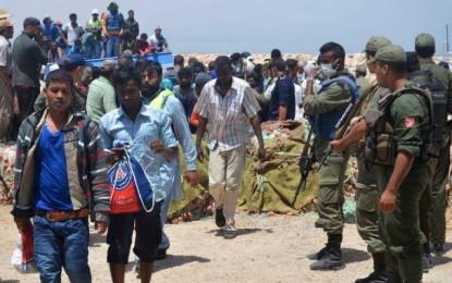 Tunisie : 100 tentatives de migration avortées depuis janvier