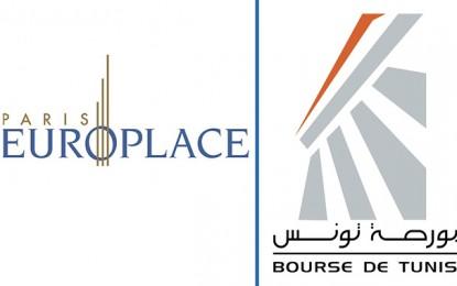 Coopération renforcée entre la Bourse de Tunis et Paris Europlace