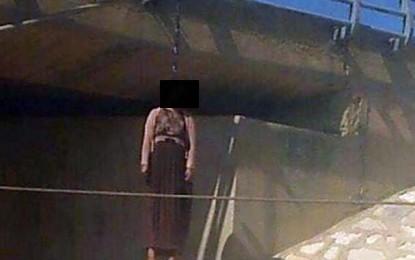 Sousse: Une mère de famille se pend à un pont