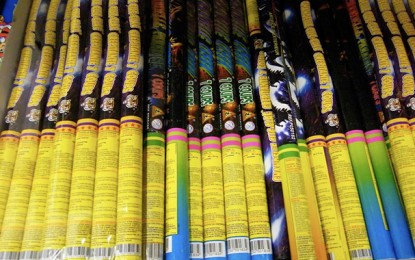 Gabès : Saisie de 133.000 bâtons de feu d'artifice