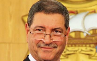 Habib Essid: «La lutte antiterroriste marque des points en Tunisie»