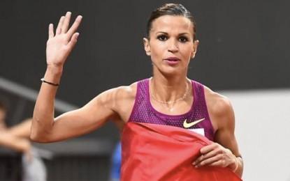 Athlétisme: Habiba Ghribi médaille d'or au meeting de Monaco