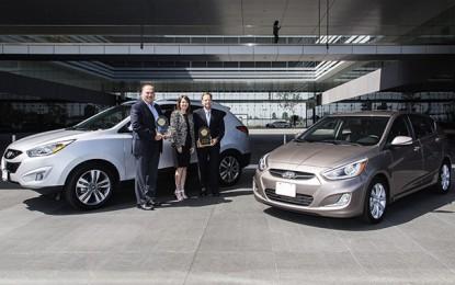 Hyundai parmi les principaux fabricants automobiles au monde