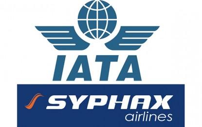 Transport aérien: Syphax airlines bannie par l'IATA