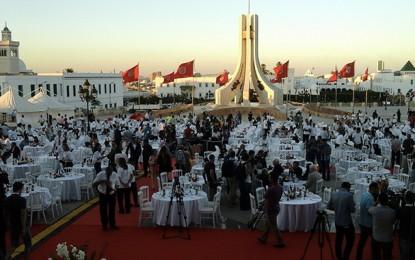 Iftar international de la Kasbah: La vie contre la mort