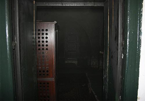Incendie-mausolee-Sidi-Bou-Said