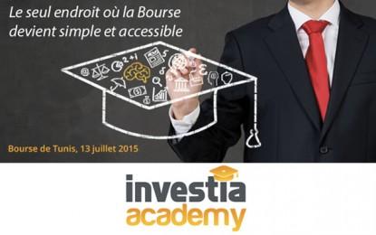 Bourse de Tunis : Présentation publique de Investia Academy