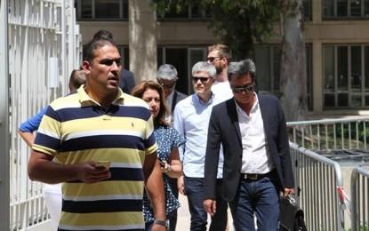 Handball-Matchs truqués: Amende de 10.000 euros pour Issam Tej