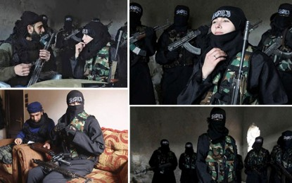 Jihad : 700 Tunisiennes dans les camps de Daêch en Irak