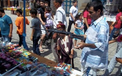 Aïd El-Fitr: Mise en garde contre les jouets dangereux