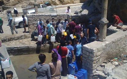Kesra : Un village sans eau potable et les autorités absentes