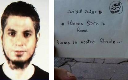 Lassaad Briki, un présumé terroriste tunisien arrêté en Italie
