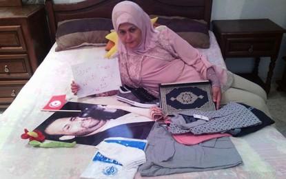 Le douloureux espoir de la mère de Nadhir Guetari