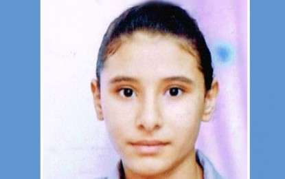 Kairouan: La famille de Manel (16 ans) appelle à l'aide pour la retrouver