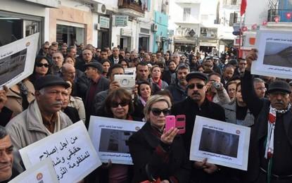 Mouvements sociaux: Sidi Bouzid, Kairouan, Gafsa et Tunis les plus agités