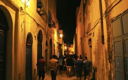 Panique, hier soir, à la médina de Tunis (vidéo)