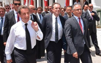 Mohsen Marzouk: «Les propos de Sarkozy sur l'Algérie n'engagent que lui»