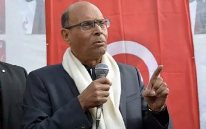 Un ministre d'Etat émirati : «Marzouki est extrémiste et déséquilibré»