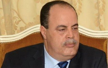 Najem Gharsalli surpris par l'absence de policiers sur la plage de Hammamet