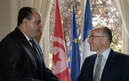 La France met son expertise antiterroriste à la disposition de la Tunisie