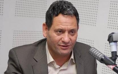 Selon Néji Bghouri, Nidaa Tounes menace la liberté de la presse