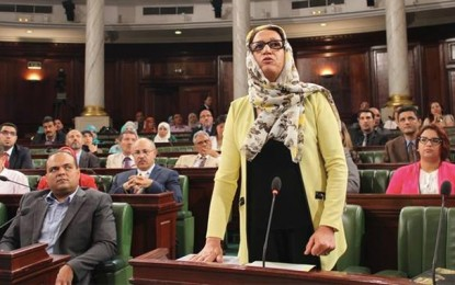 Nidaa Tounes: Noura Amri remplace Hamdi Guezguez à l'Assemblée