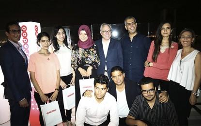 Ooredoo Tunisie rend hommage aux lauréat(e)s du Bac 2015