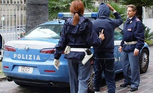 Police-italienne
