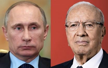 Tunisie – Russie : Un accord de «partenariat stratégique et de coopération»