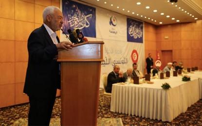 Rached Ghannouchi défend le « mur » entre la Tunisie et la Libye