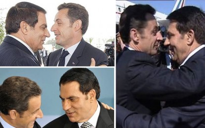La visite de Sarkozy en Tunisie ne fait pas l'unanimité