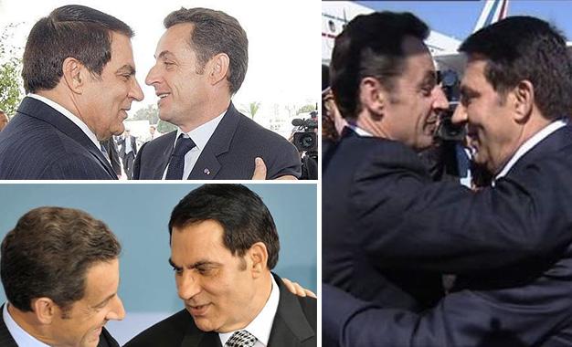 Sarkozy-Ben-Ali