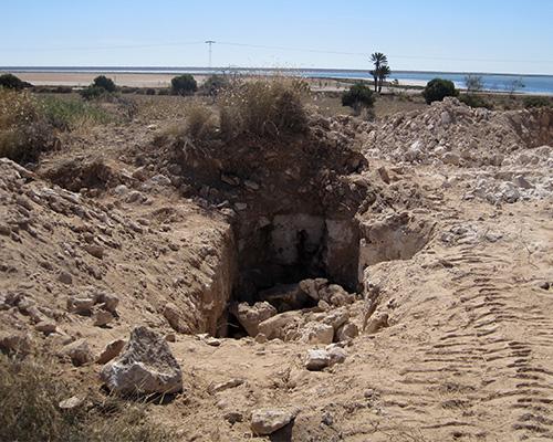 Site-archéologique-de-Souk-El-Guebli