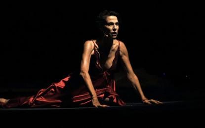 Leila Toubel présente ''Solwen'' à Paris : Cris et chuchotements