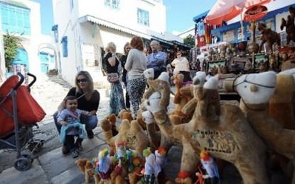 Tunisie : Baisse des recettes touristiques de 12,1% (8 mois de 2016)