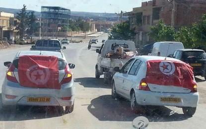 Les Algériens appelés à éviter les «régions chaudes» en Tunisie