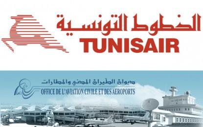 L'OACA refuse d'accorder un traitement de faveur à Tunisair