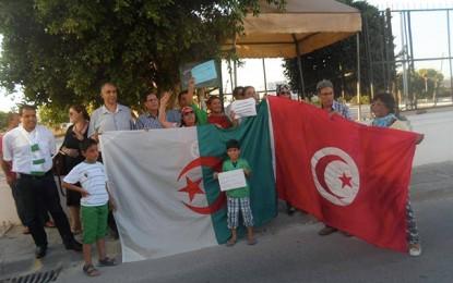 Demain à Tunis: Rassemblement de solidarité avec l'Algérie