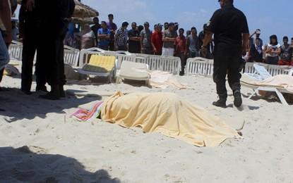 Attentat de Sousse: Les victimes britanniques rapatriés à partir d'aujourd'hui