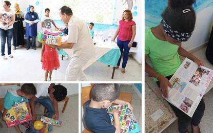 Société : L'Aïd El-Fitr avec les enfants de SOS Gammarth