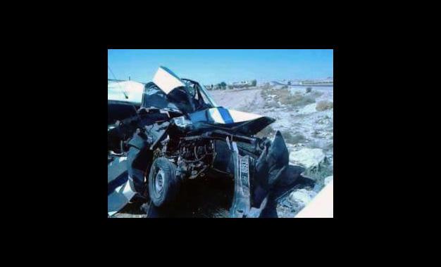 Accident-Feriana