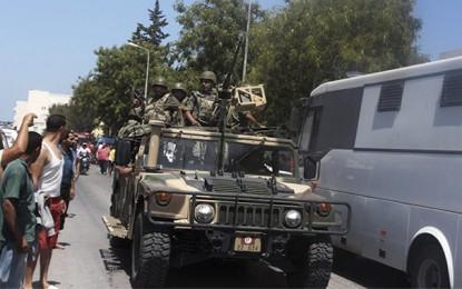 Lutte antiterroriste et règles d'engagement de l'armée tunisienne