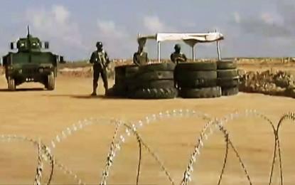 Tataouine: Cinq Libyens arrêtés dans la zone tampon