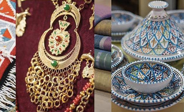 Bijoux tunisie artisanat for Salon artisanat a ballancourt sur essonne