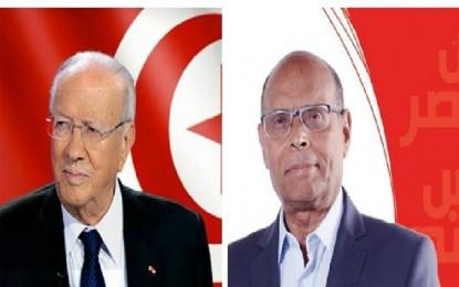 Querelle Caïd Essebsi – Marzouki: Des «fous» au Palais de Carthage ?