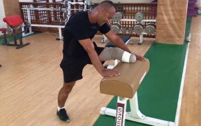 Amputé d'une jambe, l'officier Bassem veut combattre à nouveau le terrorisme