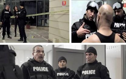 Le producteur de la série télévisée ''Bolice'' devant la justice