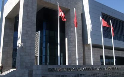 Bourse de Tunis : L'indice Tunindex commence la semaine en repli (-0,21%)